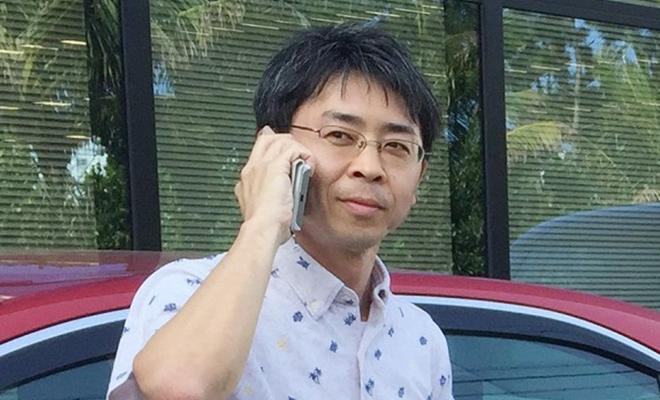 メディア事業部(グー沖縄)/ Keiichi