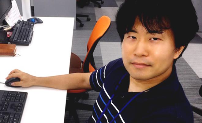 ソリューション開発部/ Tetsuo