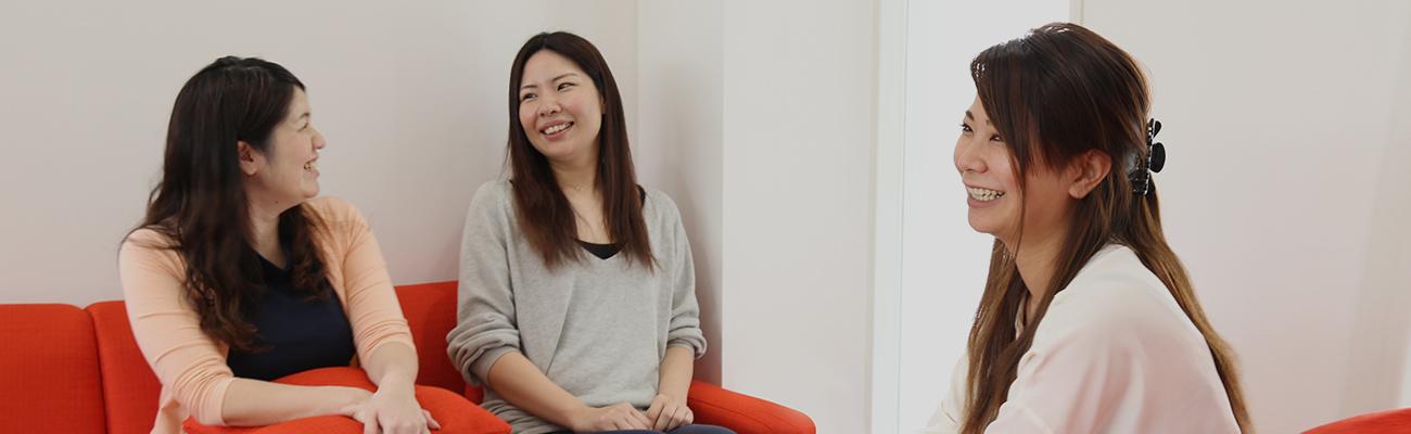 IT企業で働く女性マネージャー