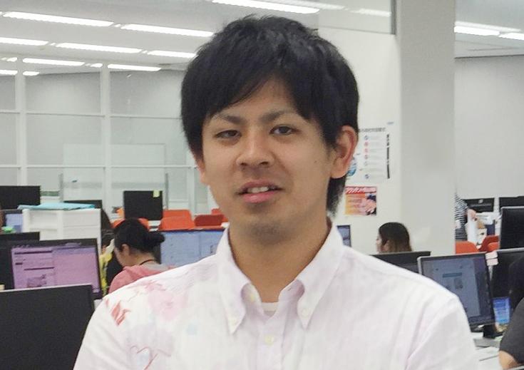 メディア事業部(グー沖縄)/ Kouhei