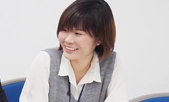 Webソリューション部/Webディレクター  Shoko