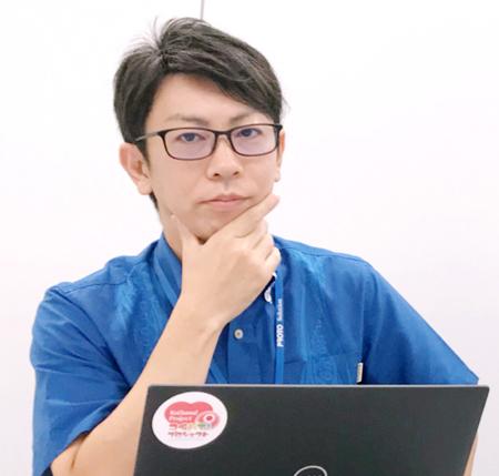 Rinsakuさん紹介写真